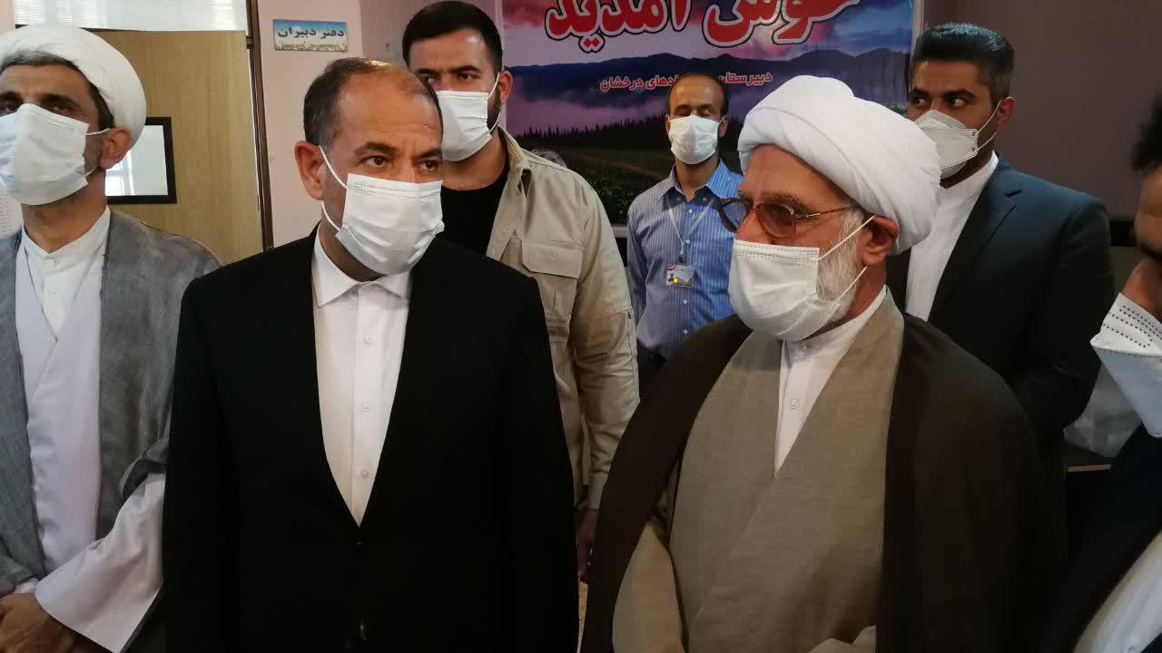 حضور بیشتر گرمه جاجرمی ها در انتخابات استان