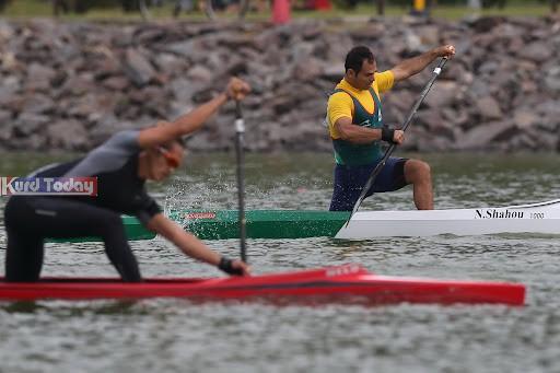 جواد فروغی الگوی همه ورزشکاران ایرانی برای رسیدن به قله های عزت است,
