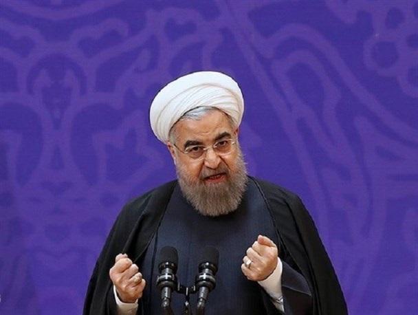 داد رئیس جمهور از مبارزه قوه قضاییه با فساد درآمد/ روحانی: کسی حق ندارد وزیر من را احضار کند!,