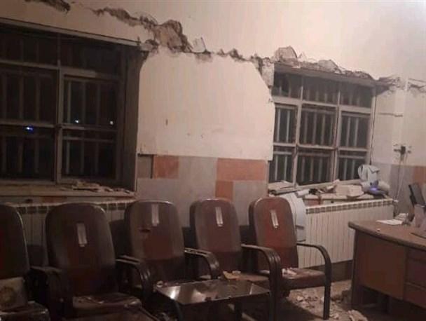 آخرین اخبار از زلزله 5.6 ریشتری سیسخت/شمار مصدومان به 43 نفر افزایش یافت+عکس,