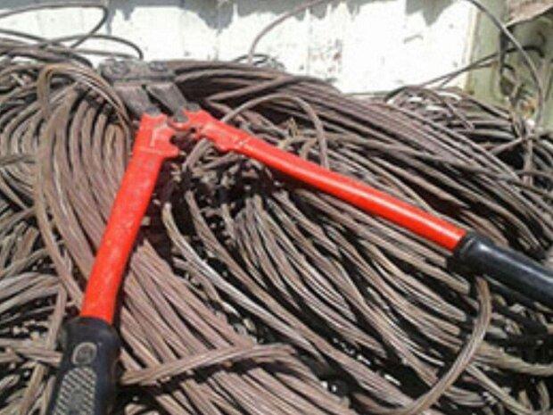 برق گرفتگی، سارق کابل برق در فاروج را دچار سانحه کرد,