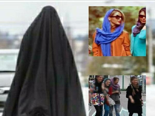 حجاب و پوشش فقط مختص به زنان نیست,