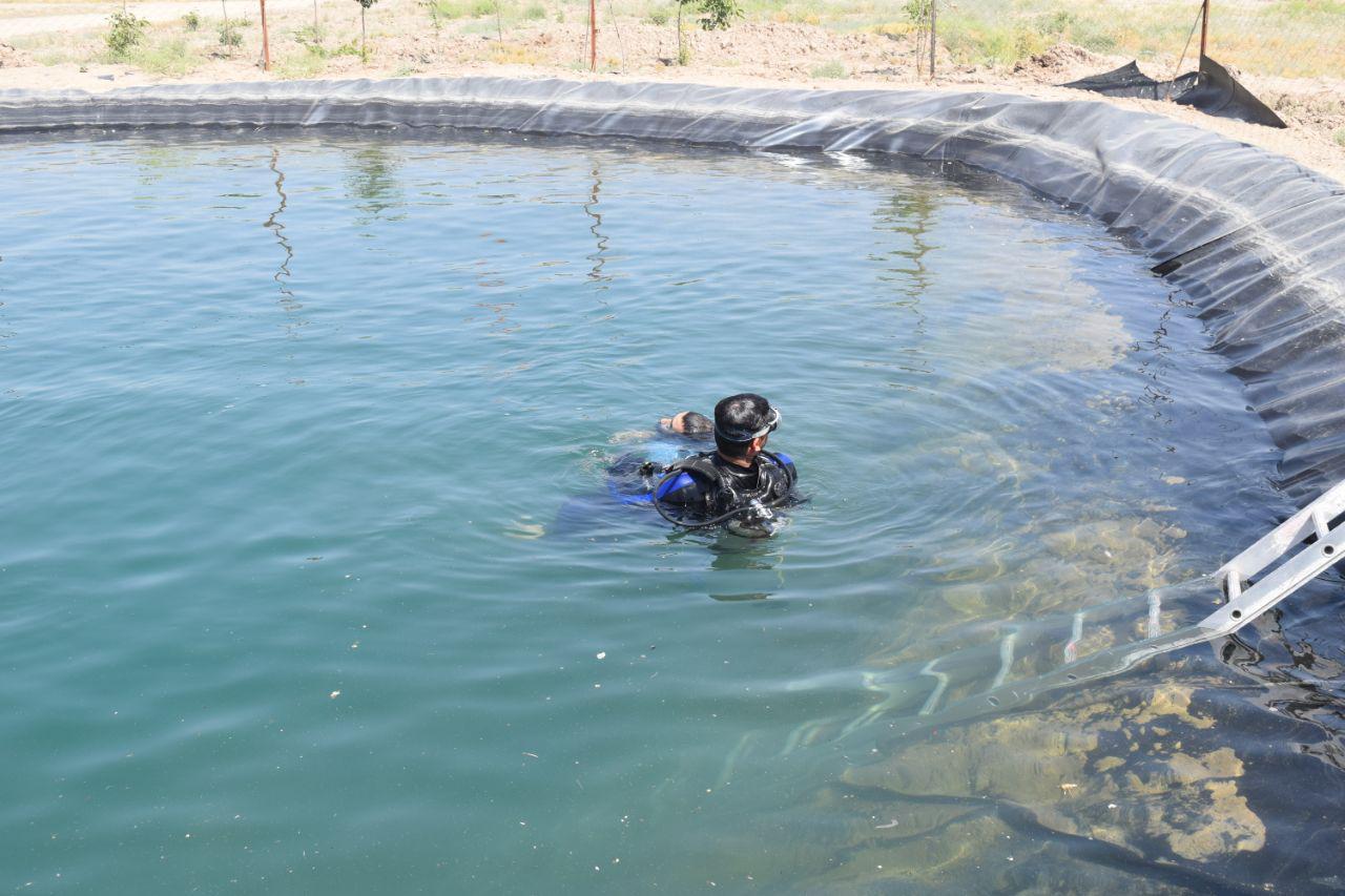 مسئولیت جان هایی که در آب می روند با کیست؟ / جای خالی تجهیزات نجات غریق در اسفراین