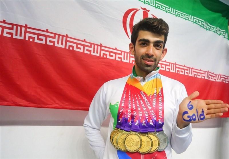 غیرت ورزشکاران ایران علی رغم حمایت مسئولین آنها را تاریخ ساز می کند/ جواد فروغی با طلای المپیک، کام مردم را در اوج تنگناهای اقتصادی شیرین کرد,