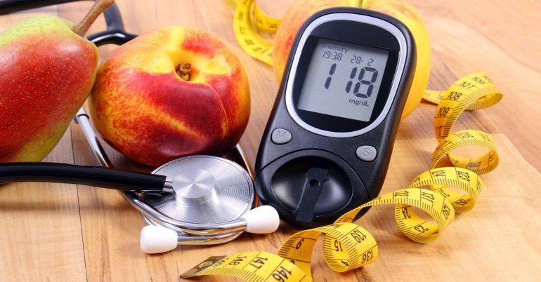 تغذیه صحیح، اولین قدم درکنترل دیابت,