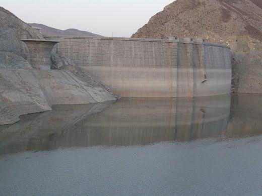 آب ذخیره سد بارزو شیروان به ۲۸ درصد رسید,