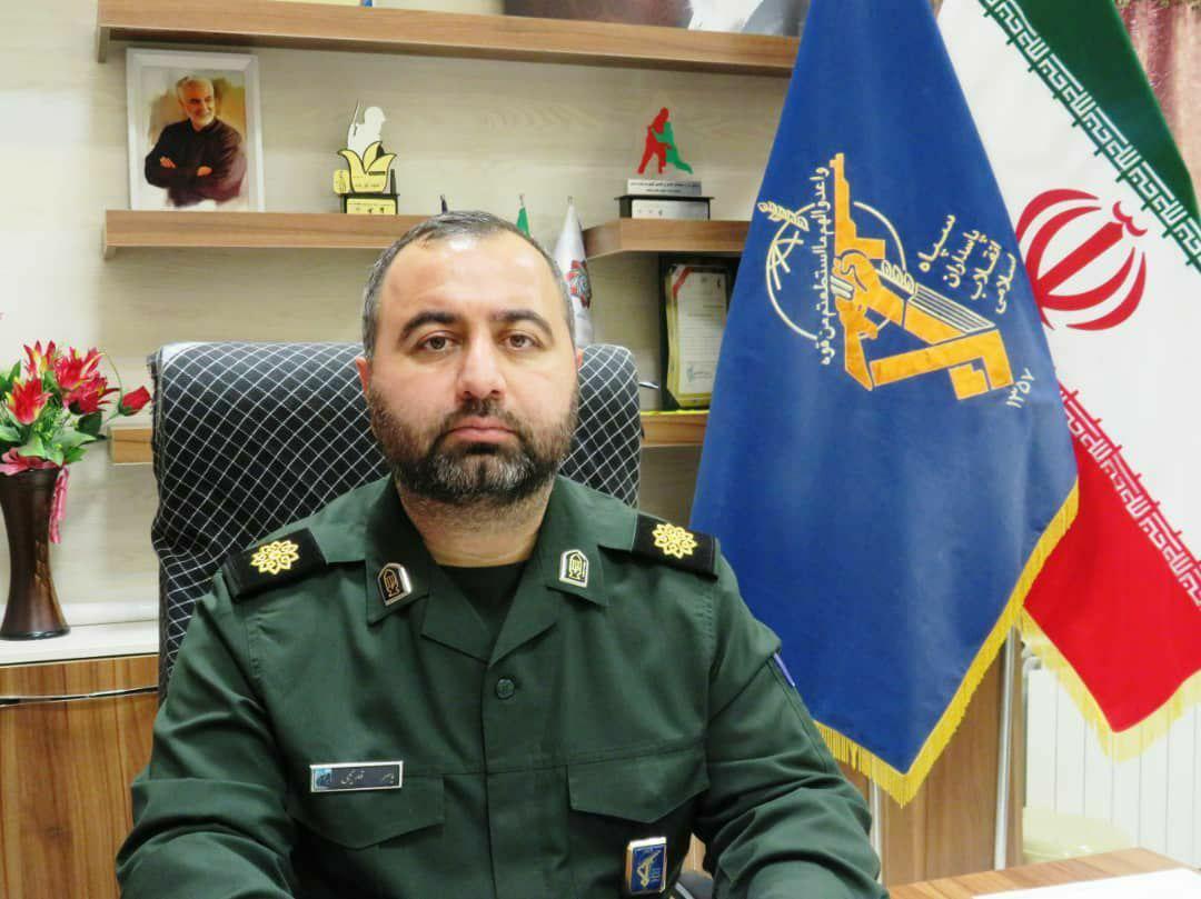 ناحیه مقاومت شهرستان راز جرگلان  751 برنامه در  هفته دفاع مقدس برگزار می کند