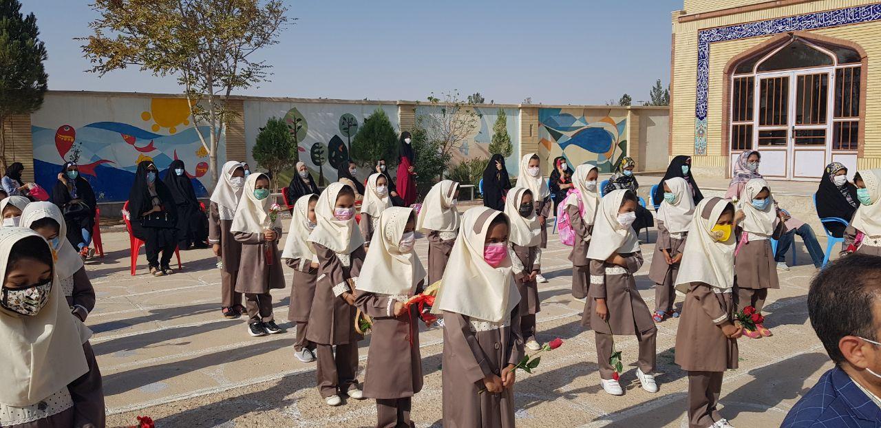 برگزاری جشن شکوفه ها و ورود کلاس اولی ها به مدارس