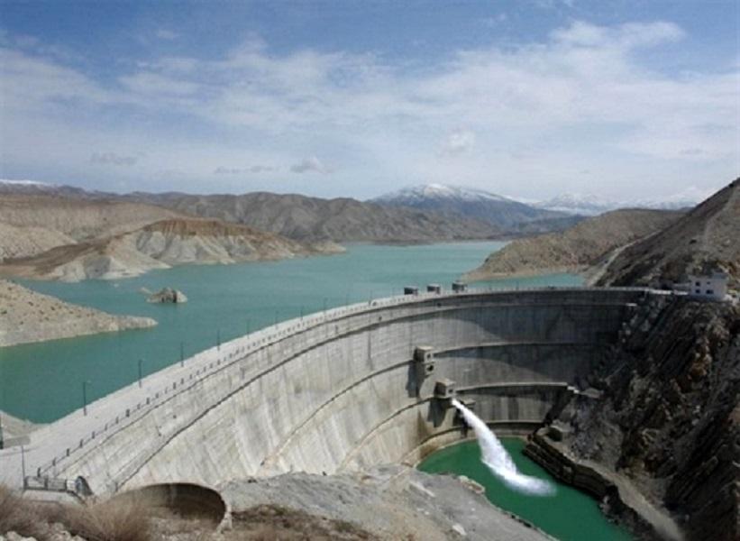 ورودی آب سد شیروان هفت درصد کاهش یافت,
