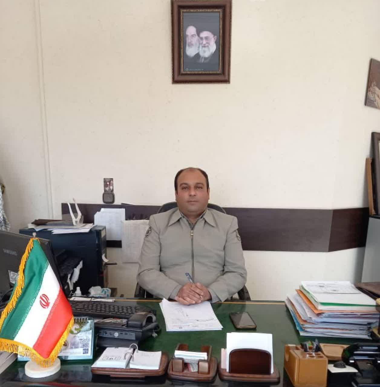 واکنش رئیس محیط زیست اسفراین به وجود گرگ در مسکن مهر اسفراین