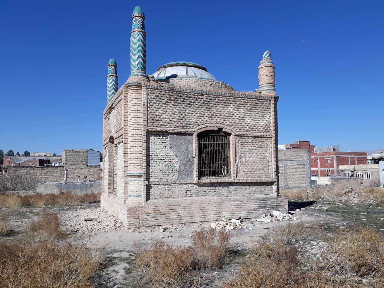 مقبره شهدا بجنورد، چشم انتظار تحقق وعده های بهسازی