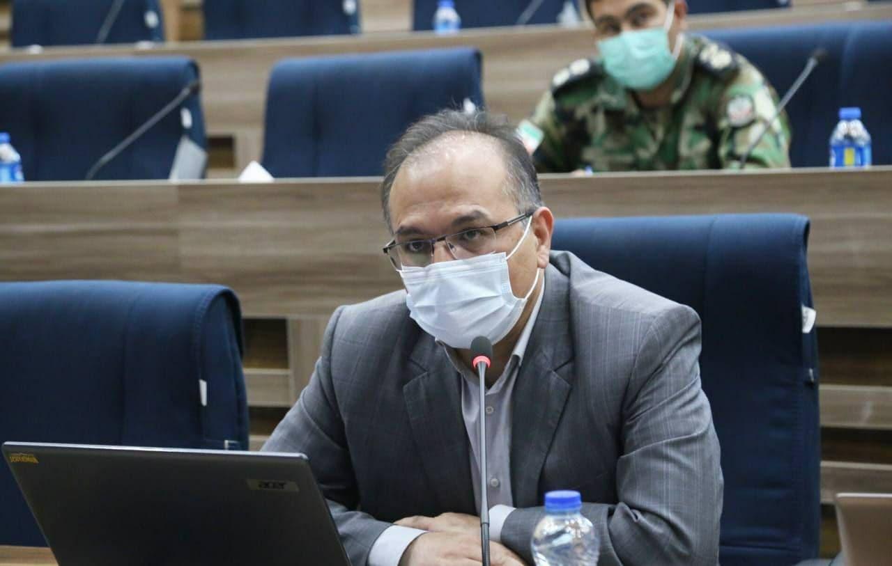 سیر نزولی بیماری کرونا در خراسان شمالی/ سرعت کند واکسیناسیون در روستاهای استان,