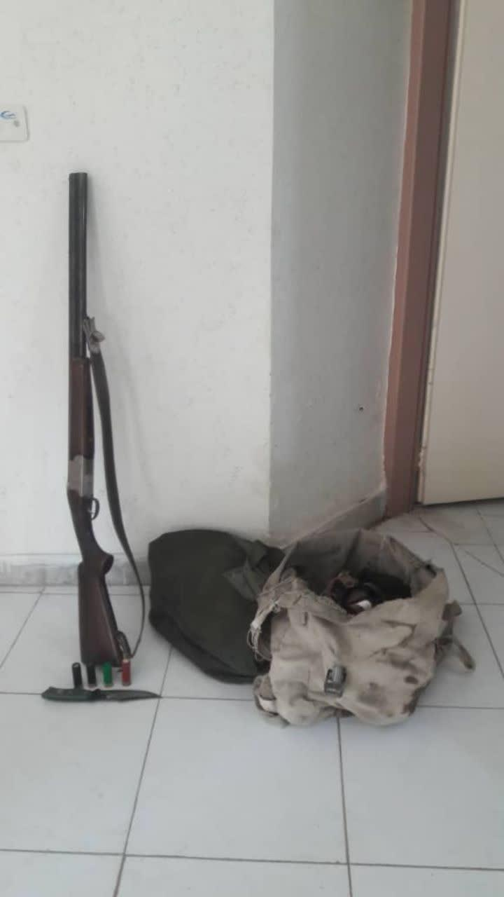 دستگیری دو شکارچی متخلف در منطقه حفاظت شده سالوک