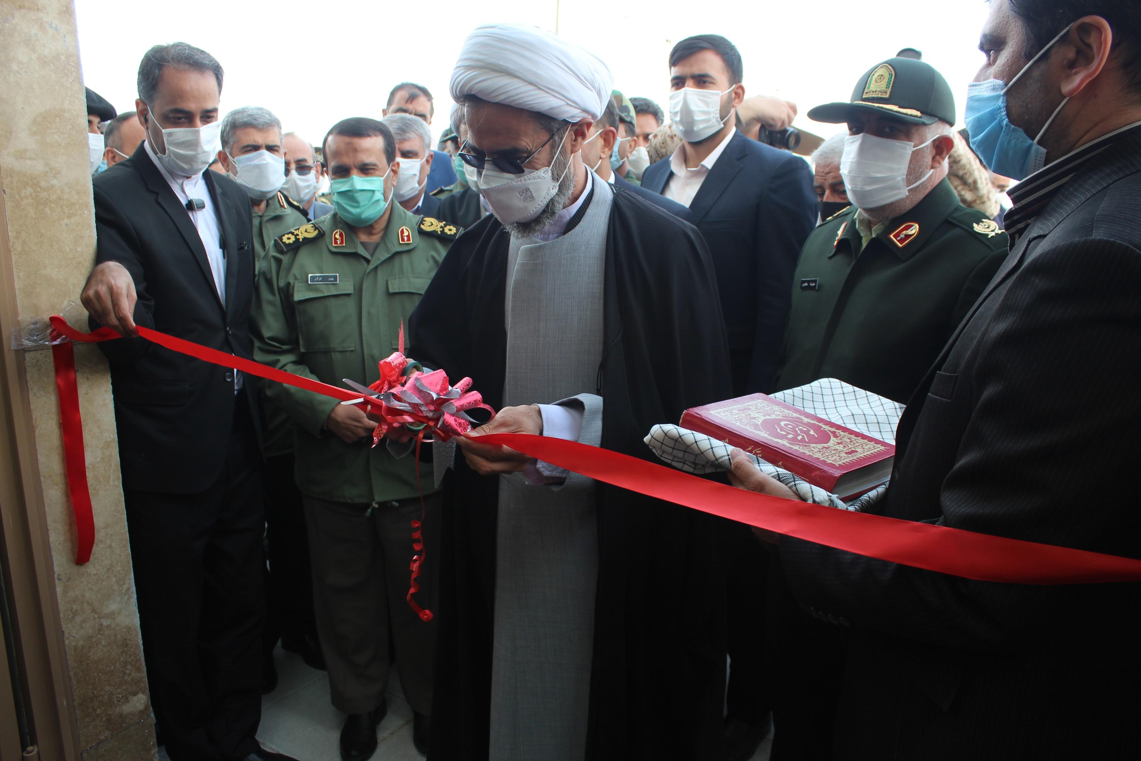 افتتاح مرکز فرهنگی و موزه دفاع مقدس|2835190