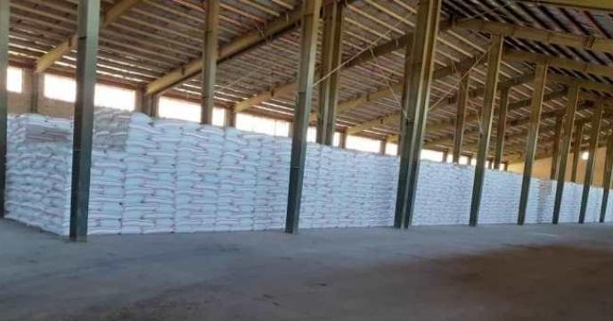 223 تن کود اوره در شهرستان جاجرم توزیع شد