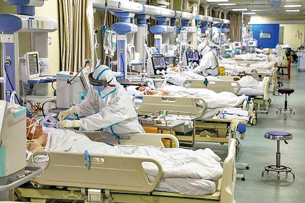 بحرانی شدن وضعیت کرونا در خراسان شمالی/ بیمارستان ها در مرز پر شدن هستند