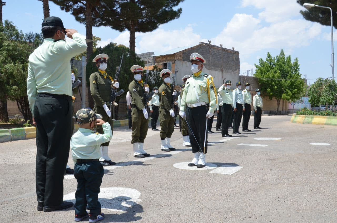 پلیس اسفراین به آرزوی کودک سرطانی واقعیت بخشید + تصاویر و فیلم|2841600