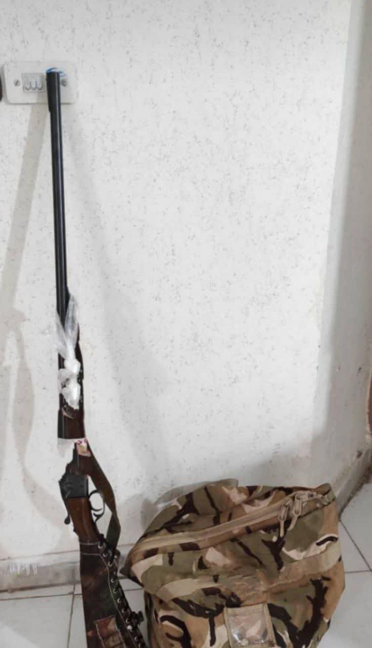 دستگیری دو نفر شکارچی متخلف قبل از شروع به شکار در شهرستان اسفراین