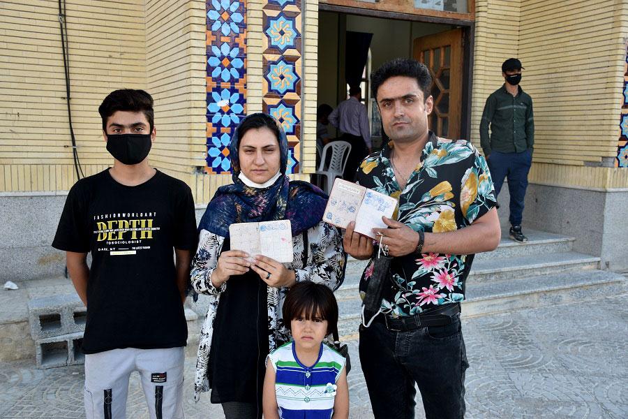 حضور مردمی در خلق حماسه 28 خرداد در نقاط مختلف بجنورد |2841141
