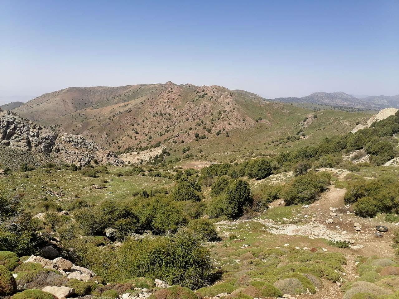 پارک ملی سالوک، طبیعتی بی نظیر در اسفراین
