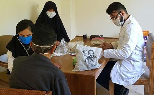 اعزام تیم های پزشکی به نقاط محروم خراسان شمالی همزمان با دهه کرامت,