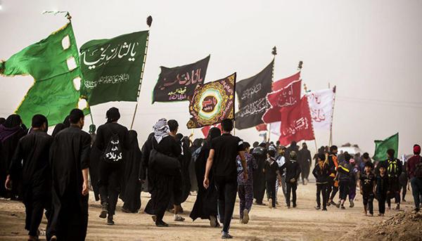 حضور پرشور مردم جاجرم در مراسم پیاده روی جاماندگان اربعین حسینی|2845069