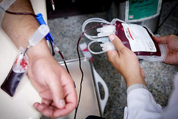اهدای خون 533 نفر از خراسان شمالی در ایام نوروز / افزایش 26 درصدی مراجعات در مقایسه با سال 99,