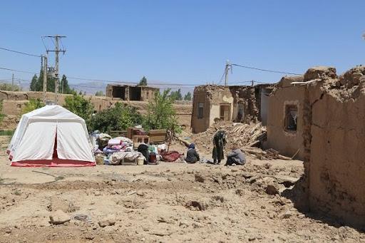 اعطای تسهیلات کارگشایی برای بازسازی منازل آسیب دیده از  زلزله سنخواست,