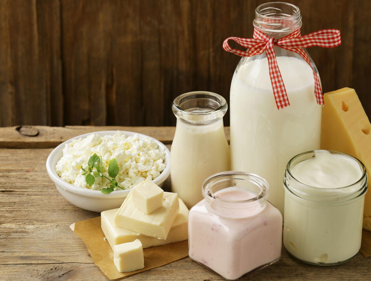 مصرف روزانه شیر و لبنیات در آلودگی هوا
