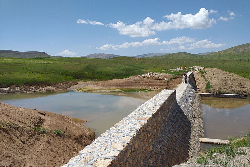 آبخیزداری در ۲۵ درصد از گستره خراسان شمالی اجرا شده است,خراسان شمالی+راز و جرگلان+منابع طبیعی+آبخیزداری