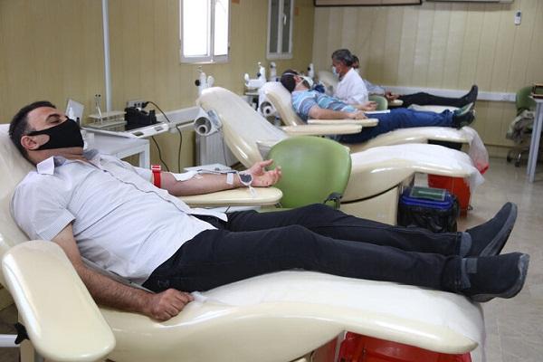 بسیجیان خراسان شمالی به پویش سراسری اهدای خون بپیوندند / با اطمینان کامل در محیط های اهدای خون حاضر شوید