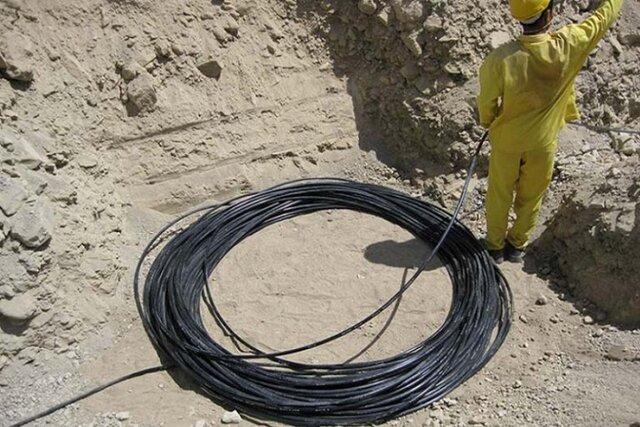 اجرای ۴۸۵کیلومتر مسیر فیبر نوری در خراسان شمالی,خراسان شمالی+راز و جرگلان+فیبر نوری+اینترنت