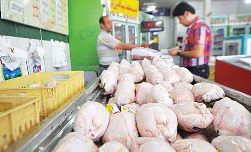 افزایش قیمت مرغ تا مرز 32 هزار تومان / عرضه 17 هزار تن مرغ تنظیم بازار در استان