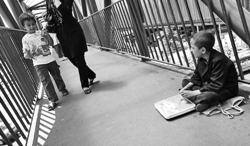 تکدی گری در صدر فعالیت های کودکان کار و خیابانی خراسان شمالی