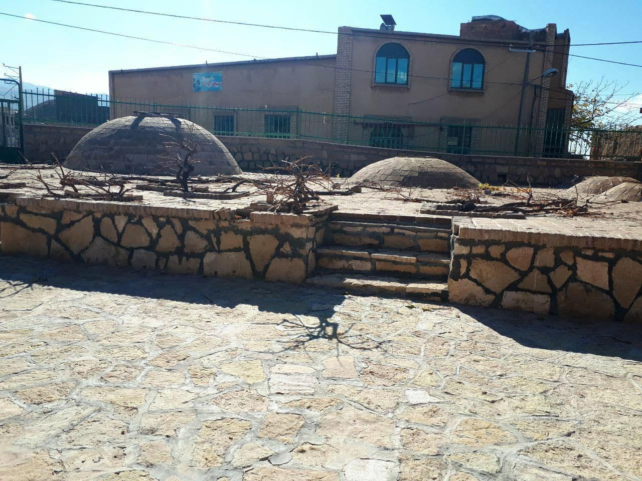 ثبت گرمابه باغشجرد اسفراین در لیست آثار واجد ارزش تاریخی کشور