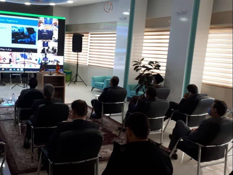اهدا 9 دستگاه توسط سازمان جهانی بهداشت (who) به بیمارستان های خراسان شمالی