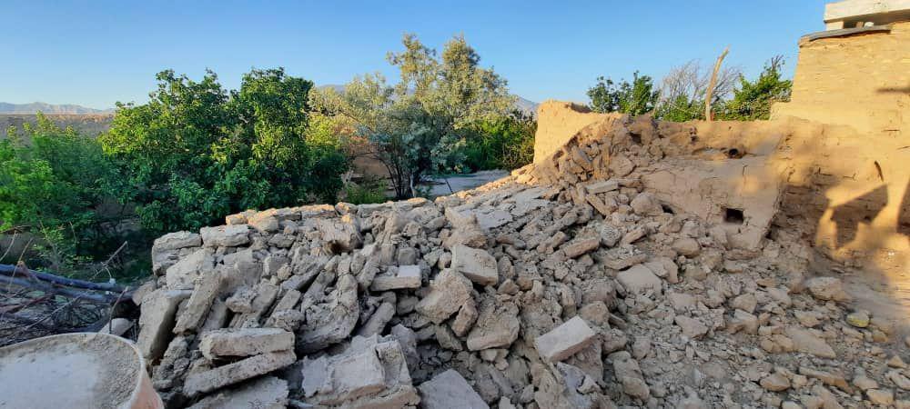 زلزله ۱۴ بار خراسان شمالی را لرزاند/ خسارت به چند روستا