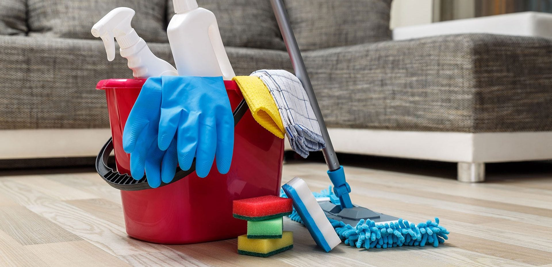 کارهای ممنوعه خانه تکانی در دوران بارداری