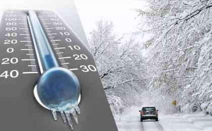 كاهش 12 درجه اي دماي هوا در خراسان شمالي / برف و كولاك در راه استان