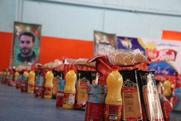 توزیع 125 هزار بسته معیشتی به ارزش 37 میلیارد تومان در خراسان شمالی