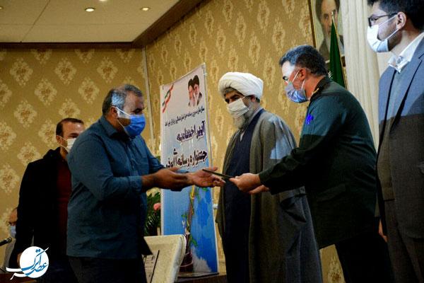 کسب 7 عنوان توسط خبرنگاران عصراترک در جشنواره ابوذر